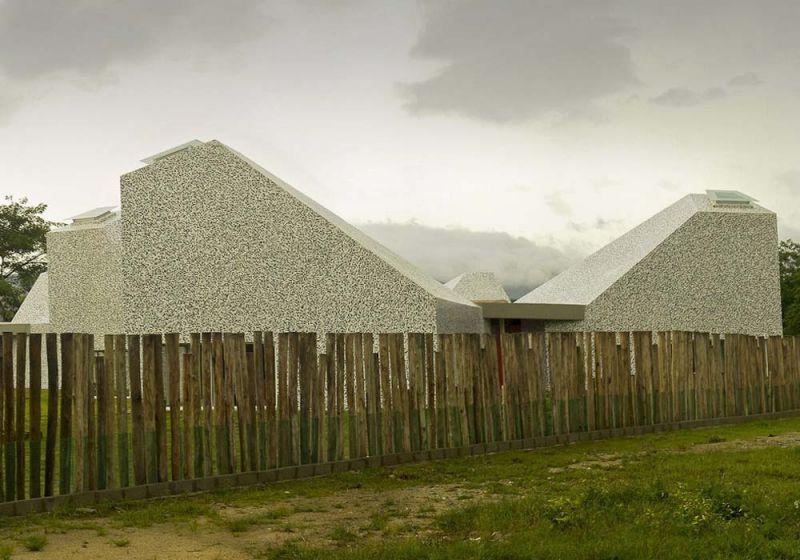 Vista fachada del Jardín Infantil Timayui