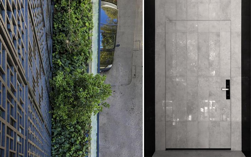 Arquitectura y Empresa, arquitectura residencial, vivienda, casa, unifamiliar, celosía, ventanas, vidrio, madera, mármol, FARATARH Architectural Studio, Mashhad, Iran, interiorismo, diseño interior