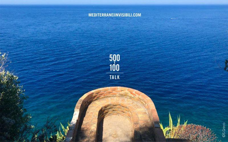 Mediterráneos Invisibles y el proyecto 500x100 Talks