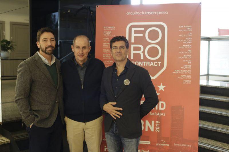 arquitectura y empresa foro contract madrid estudio b76 by more