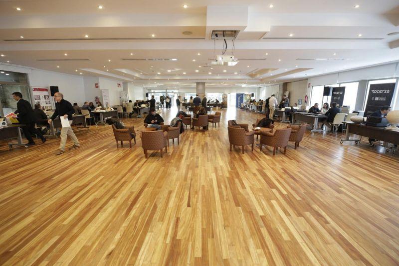 arquitectura y empresa foro contract madrid sala hotel