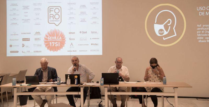 arquitectura y empresa foro contract sevilla 2020 equipo