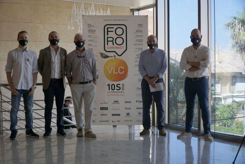 FORO Contract Valencia Arquitectura y Empresa La Ferradura