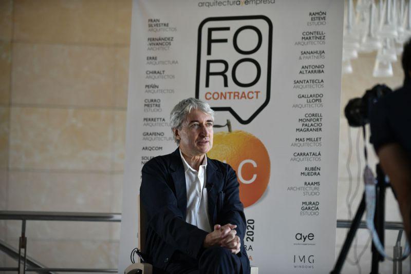 FORO Contract Valencia Arquitectura y Empresa La Ferradura carratala