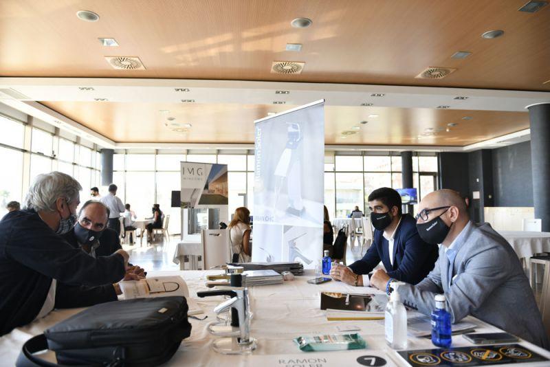 FORO Contract Valencia Arquitectura y Empresa La Ferradura ramon soler