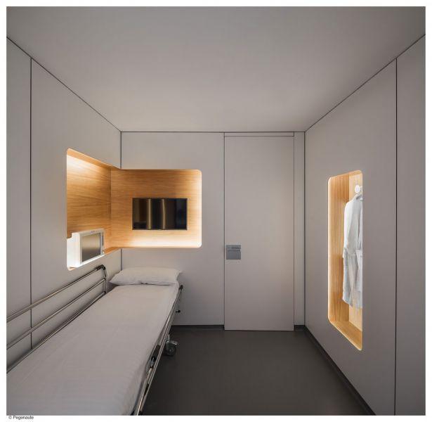 arquitectura PMMT Arquitectura Manillas de autor FSB Instituto Marqués fotografia interior habitacion