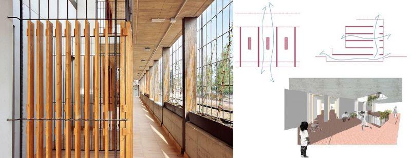 80 viviendas VPO Toni Gironès - Espacio exterior público