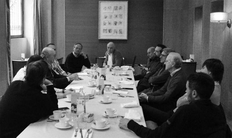 arquitectura desayunos de arquitectura y empresa global finanz westin valencia