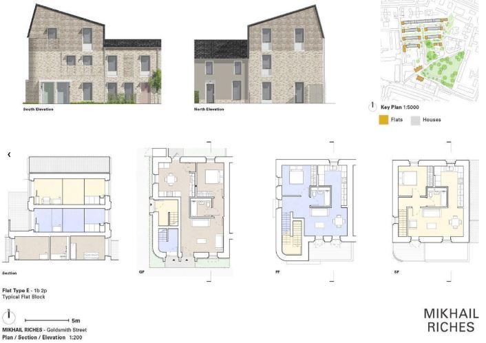 arquitectura_y_empresa_Goldmith Street_alzados