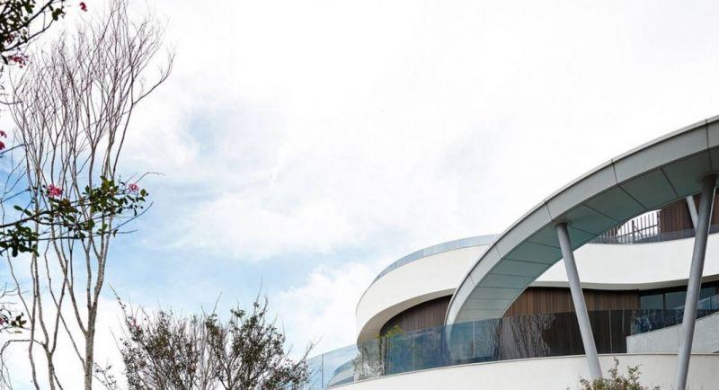 Edificio comunitario - arquitectura_y_empresa_Green Places Community Clubhouse_revestimiento