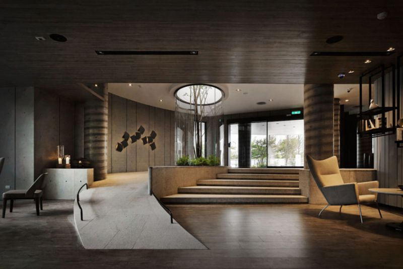 arquitectura_y_empresa_Green Places Community Clubhouse_int