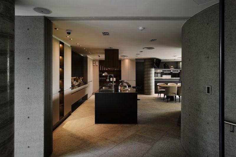 arquitectura_y_empresa_Green Places Community Clubhouse_cocina
