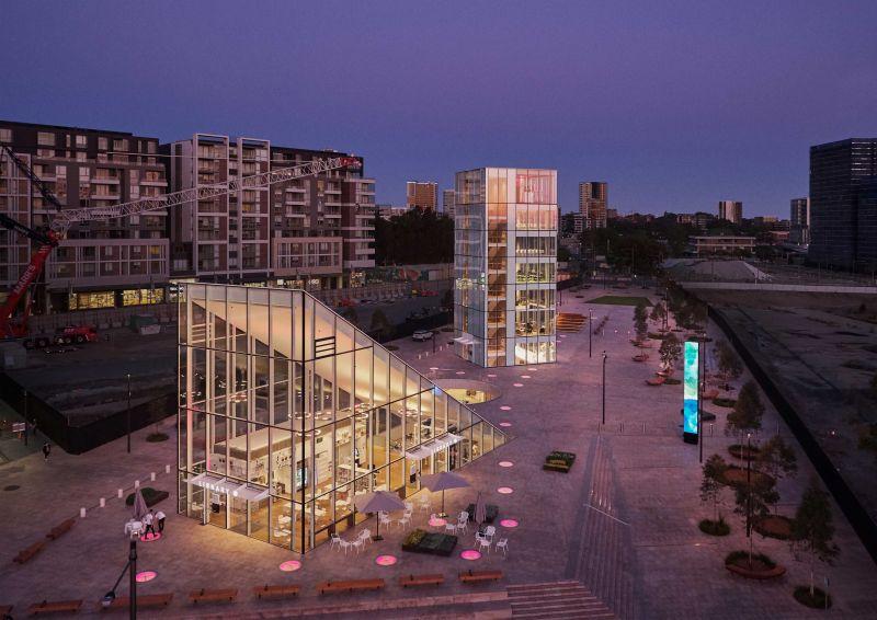 arquitectura_y_empresa_GreenSquareLibrary_plaza conjunto