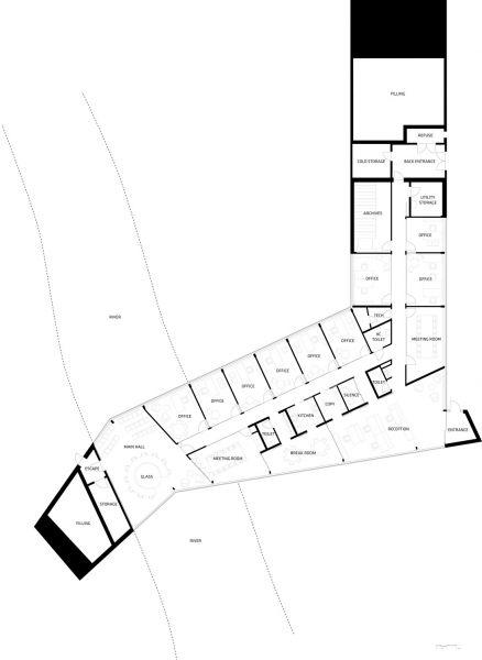 arquitectura_y_empresa_henning larsen_town hall_planta
