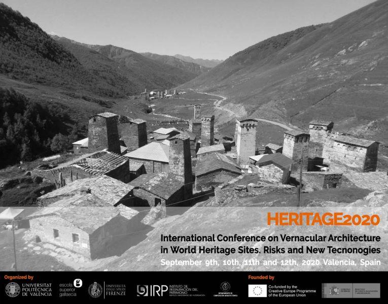 arquitectura congreso arquitectura vernacula heritage2020