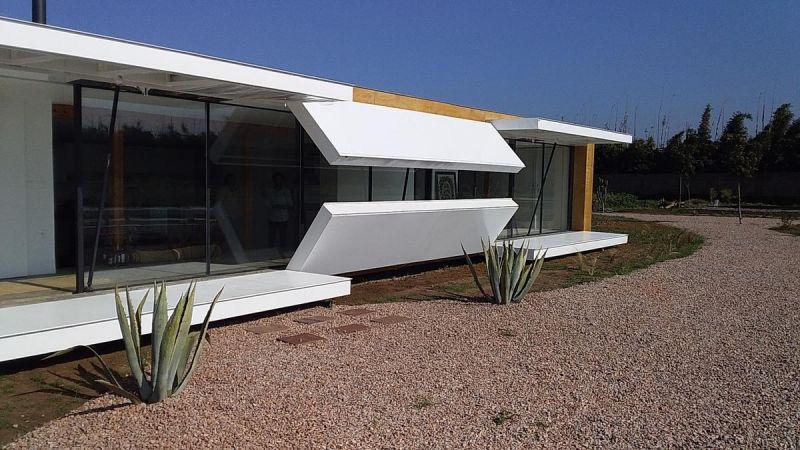 arquitectura_y_empresa_House B_fachada SUR