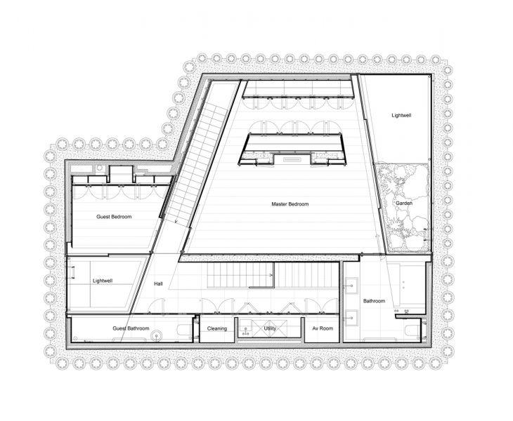 arquitectura y empresa_House_in_a_garden_P-1