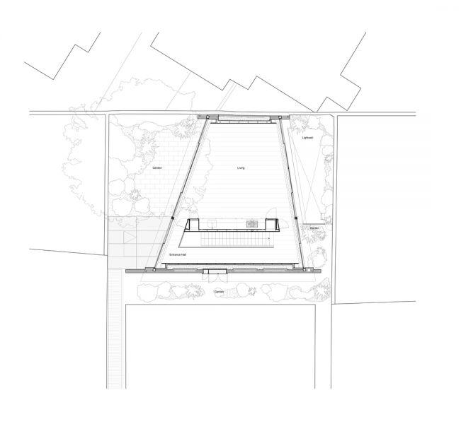 arquitectura y empresa_House_in_a_garden_PB