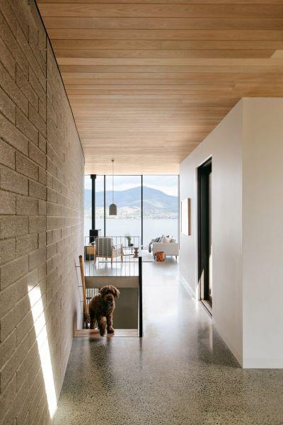 arquitectura_y_empresa_house in otago bay_pasillo
