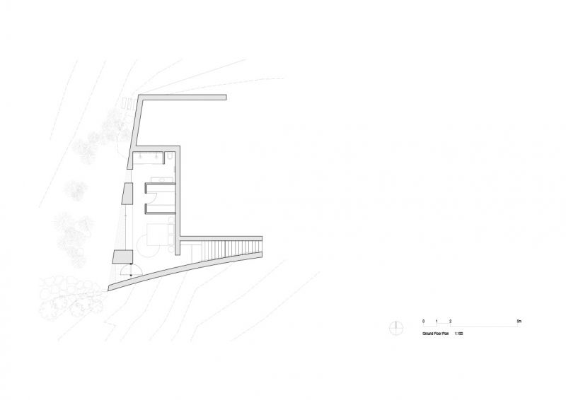 arquitectura_y_empresa_house in otago bay_planta inferior