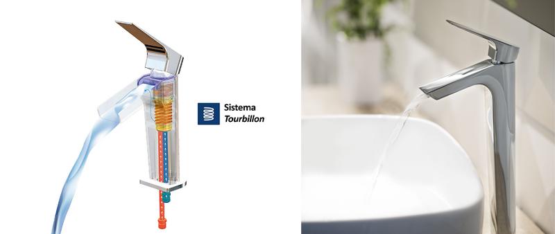 Arquitectura y Empresa, Ramon Soler, grifería, premio, iF DESIGN AWARD 2020, ganador, Urban Chic, sistema tourbillon, baño
