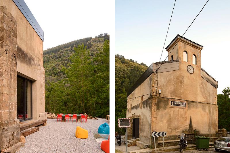 Iglesia de Tas