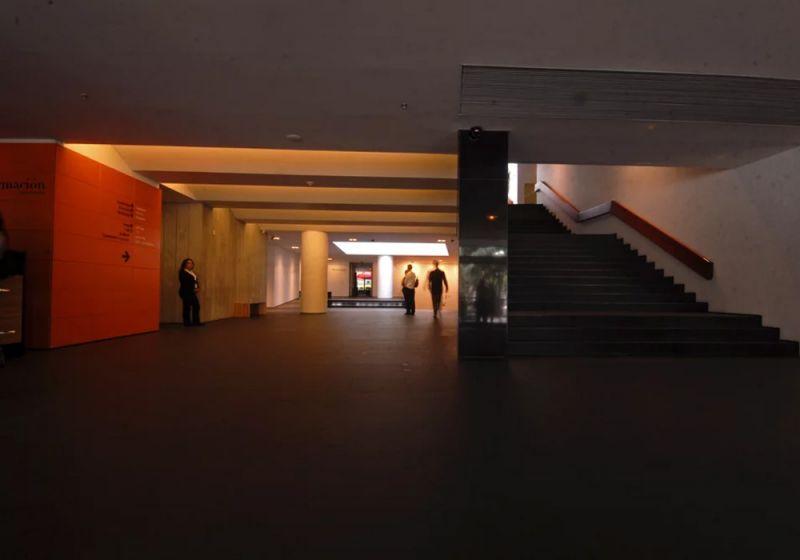 Ingreso al Museo del Oro