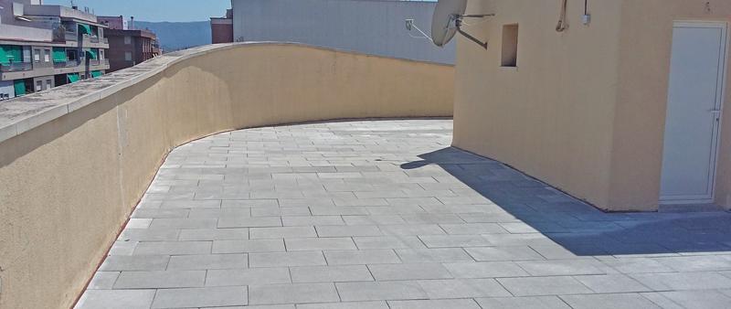 Arquitectura y Empresa, ChovA, INVERLOSA, materiales de construcción, rehabilitación, cubierta, aislamiento, aislante