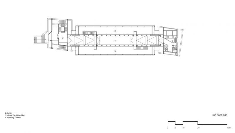 arquitectura y empresa_jishou art museum_planta sup