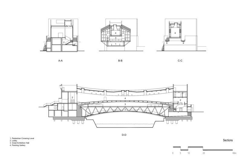 arquitectura y empresa_jishou art museum_sec