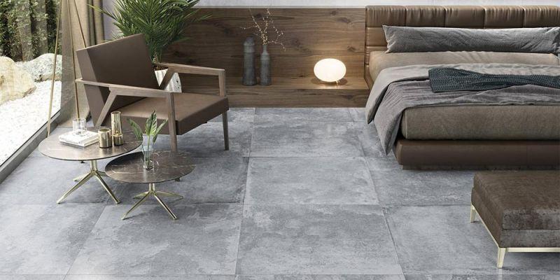 arquitectura keraben grupo cevisama 2020 salon suelo ceramico