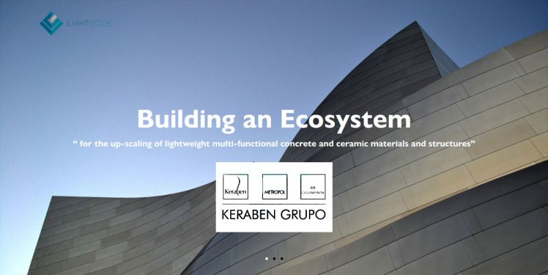 arquitectura keraben grupo proyecto lightcoce gughengeim