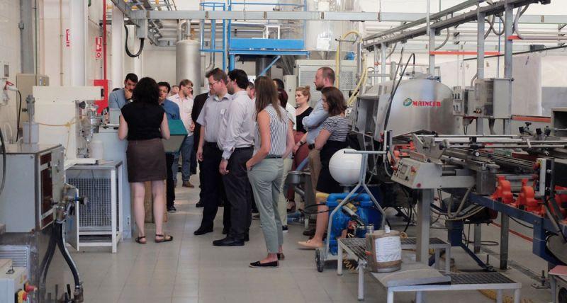 arquitectura keraben grupo proyecto lightcoce laboratorios