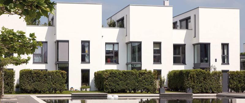 Arquitectura y Empresa, diseño, design, architecture, puertas, ventanas, PVC, Kömmerling, KÖMMERLING76, Generación Xtrem de KÖMMERLING, sello Greenline, KÖMMERLING76 AD Xtrem