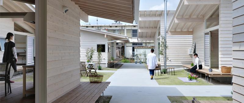 Arquitectura y Empresa, Kowa, Mihama, Studio Velocity, Prefectura de Aichi, Japón, arquitectura japonesa, urbanismo, complejo residencial, viviendas, casa, edificación residencial