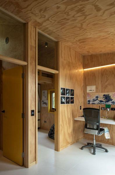arquitectura_y_empresa_Kowhai House_dormitorios