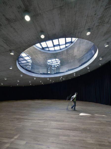 Centro Cultural KSEVT - Gran espacio