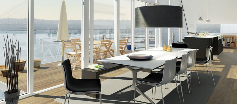 la ola _henning-larsen-architects-imagen interior