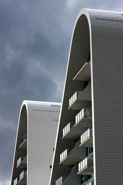 la ola _henning-larsen-architects-detalle de cerramiento