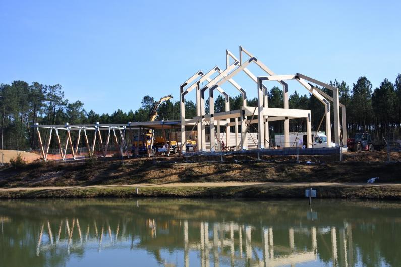 arquitectura_y_empresa_Labyrinth Park_construcción