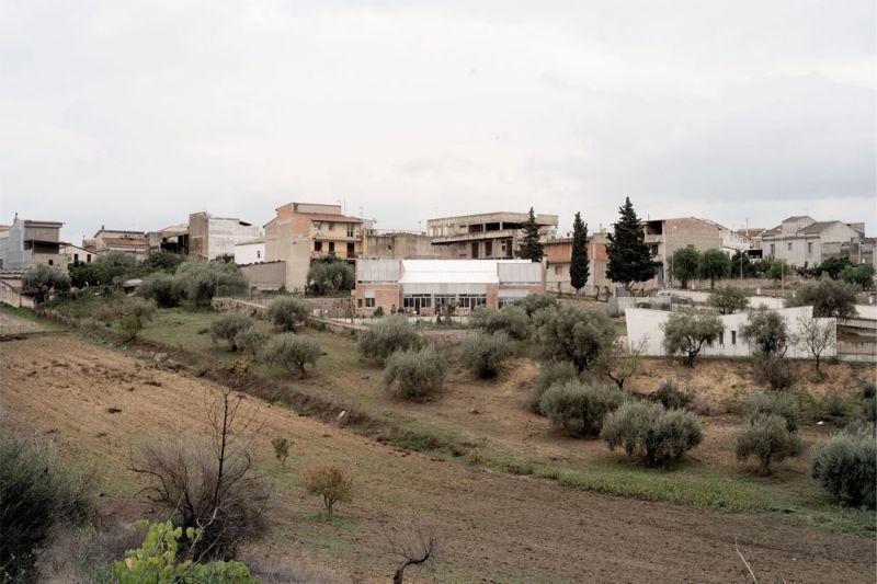Imagen del proyecto integrado en el contexto de Mazzarrone