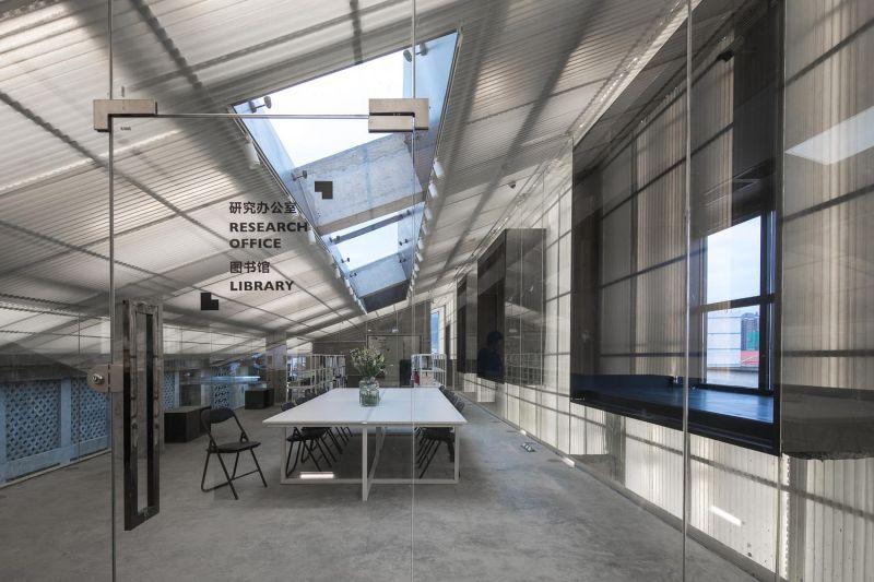 arquitectura_y_empresa_Lianzhou_Museum_salas museo