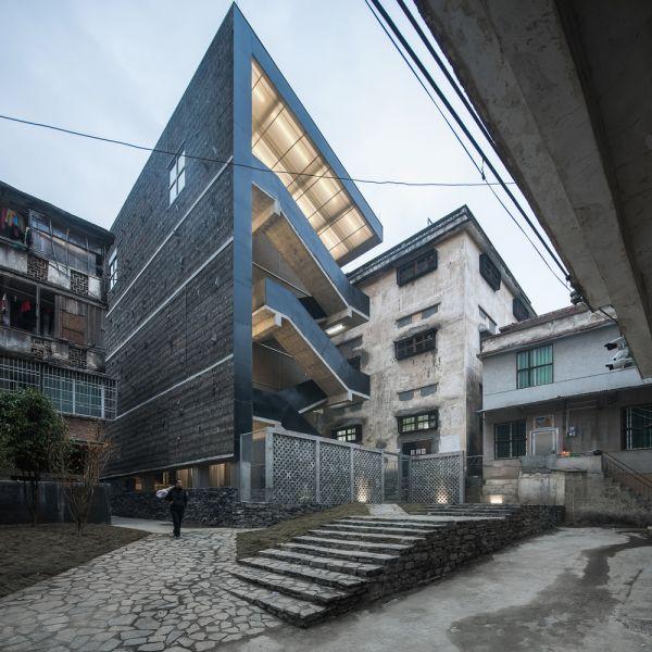 arquitectura_y_empresa_Lianzhou_Museum_tejido urbano