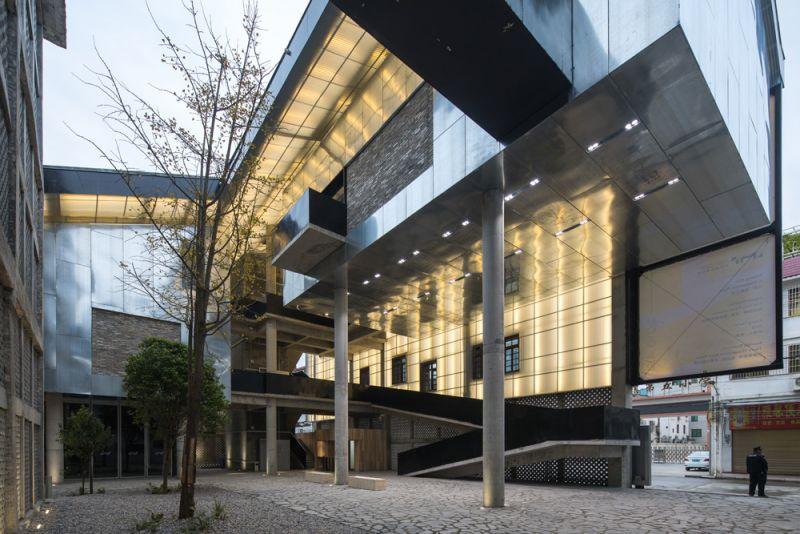 arquitectura_y_empresa_Lianzhou_Museum_rampa acceso