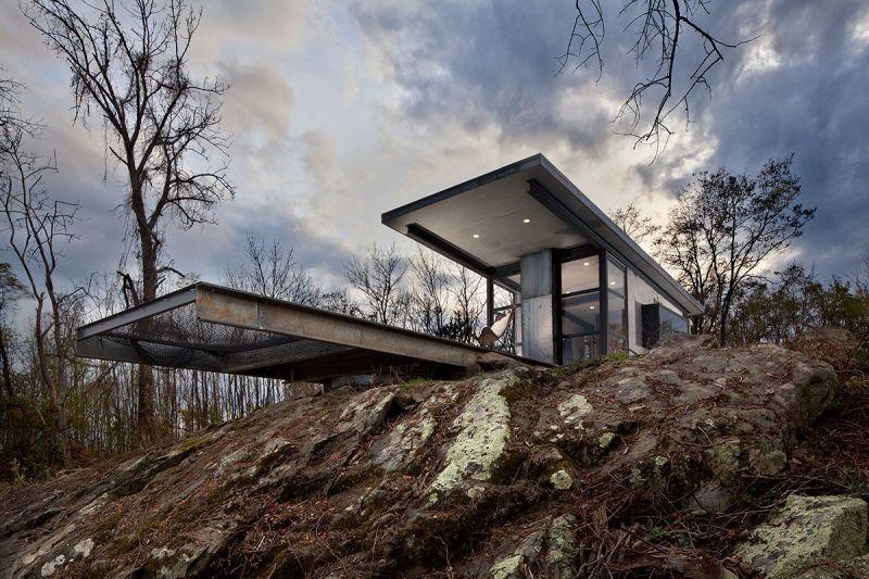 arquitectura_y_empresa_lost whiskey cabina_construcción