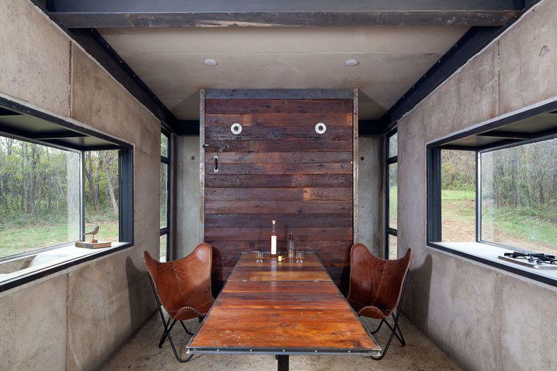 arquitectura_y_empresa_lost whiskey cabina_mueble técnico