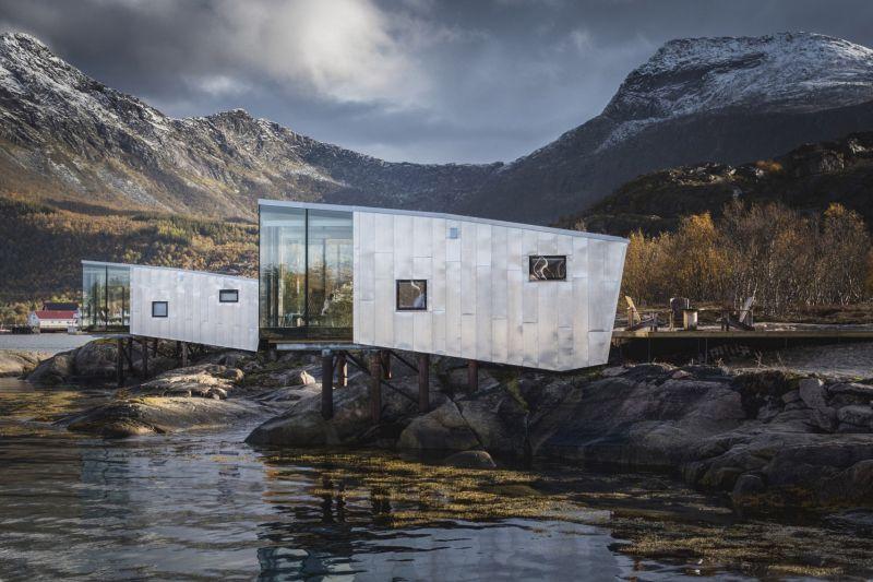 arquitectura_y_empresa_manshausen island resort_cabinas_Kjell Ove Steinsvik