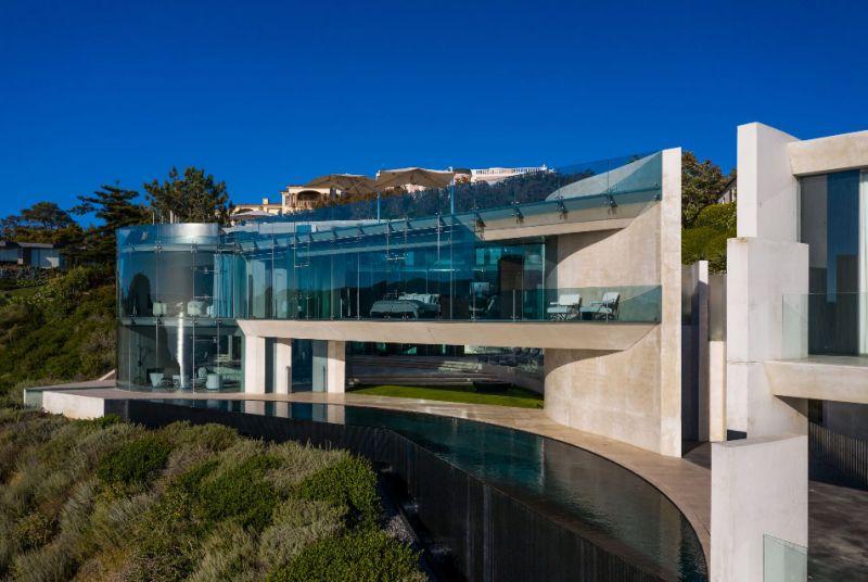 arquitectura razor house fotografia exterior alzado principal