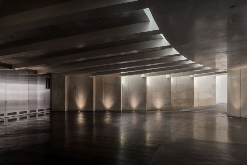 arquitectura razor house fotografia garaje