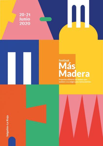 arquitectura masmadera festival cartel evento
